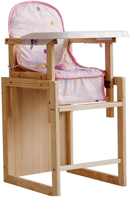Silla de Comedor para bebés Mesa de Comedor para bebés Sillas ...