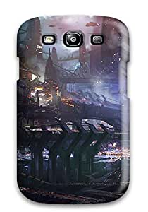 Fashionable IAbOPKs651ppBuZ Galaxy S3 Case Cover For Vehicle Sci Fi Protective Case