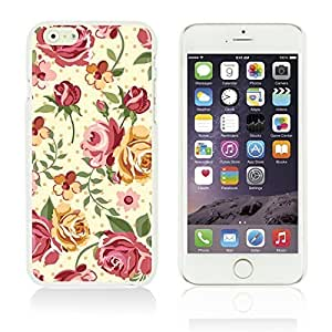 Flower Pattern Hardback Case Cover For SamSung Galaxy S5 Smartphone Pink Yellow Roses
