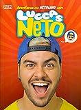 capa de As Aventuras na Netoland com Luccas Neto.