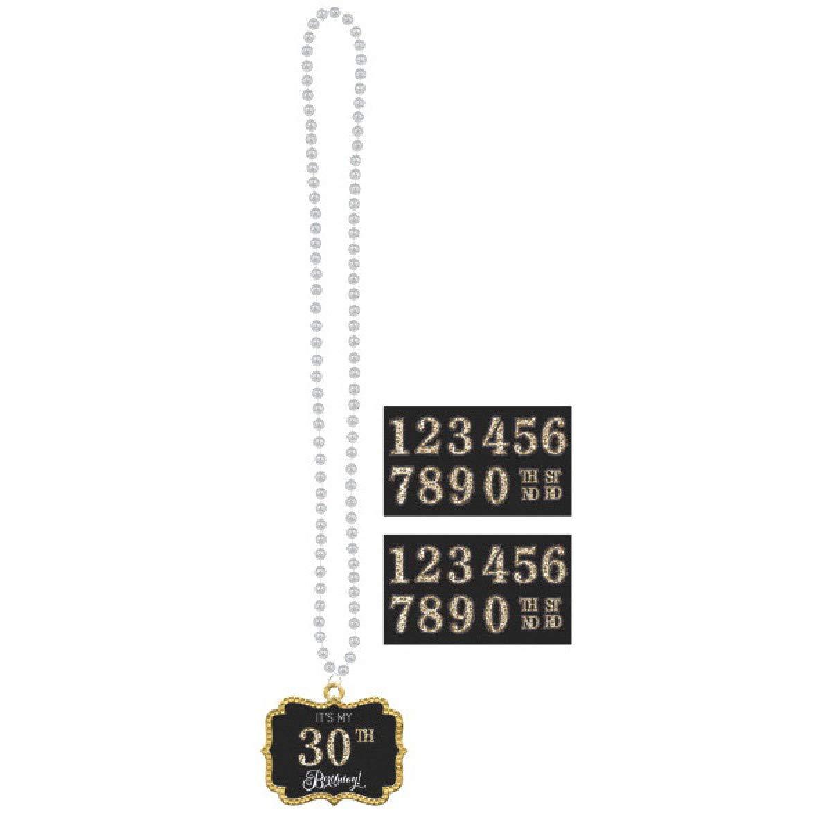 Sparkling Celebration Add-Any-Age Necklace 6 Ct. Birthday