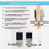 Colosus NDL319 Keyless Electronic Trusted Digital
