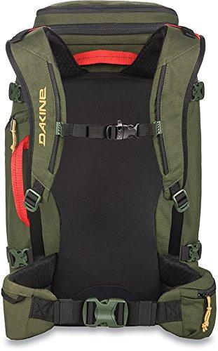 (Dakine Men's Builder Pack 40L Backpack, Jungle, OS)