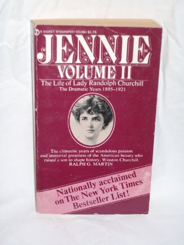 Jennie, Volume Two by Ralph G. Martin
