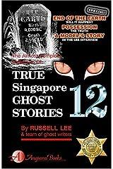 True Singapore Ghost Stories Book 12 Paperback