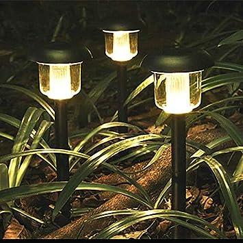 Amazon.com: Juego de luces solares para exteriores ...