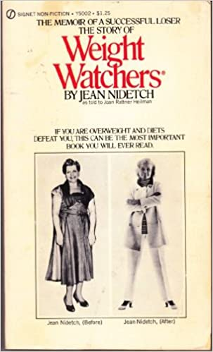The Story Of Weight Watchers Jean Nidetch 9780451066657 Amazon