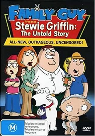 Amazon com: Family Guy Stewie Griffin the Untold Story