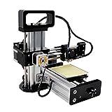 Borlee Desktop Compact 3D Printer, Entry Level Printer, Black