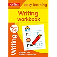 Writing Workbook Ages 3-5: New Edition (Collins Easy Learning Preschool)