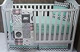 Baby Girl Chevron , Baby Bedding , Woodlands , Moose , Psalm , Bear , Crib Bedding , Nursery Room , Babylooms