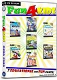 Fun 4 Kids Mega Pack - 7 Educational Games