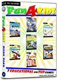 Fun 4 Kids Mega Pack - 7 Educational Games