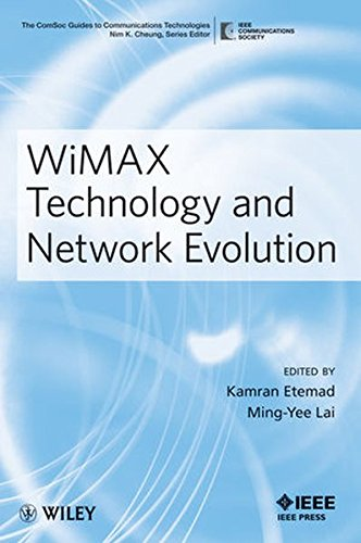 WiMAX Technology and Network Evolution (Wimax Network)