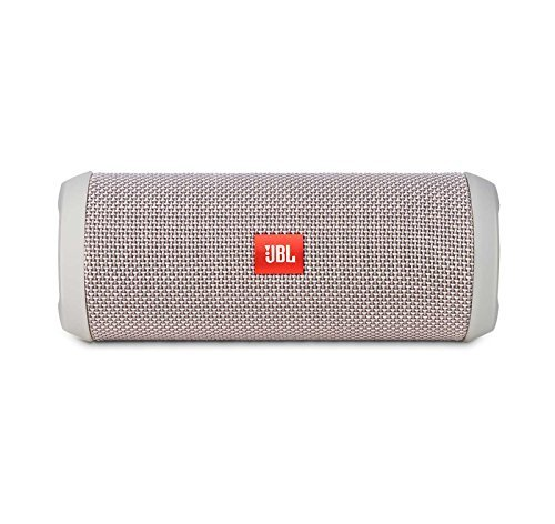 JBL Flip 3 Splashproof Portable Stereo Bluetooth Speaker (Gray)