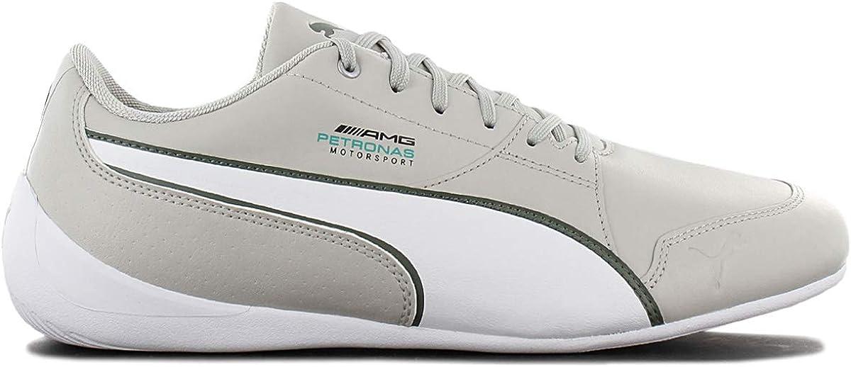 PUMA 306150-03 Chaussures de Sport pour Homme Mercedes AMG Petronas Motorsport Drift Cat 7 Gris