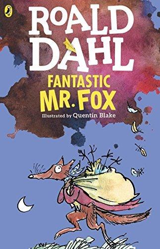 Fantastic Mr. Fox by Roald Dahl (2007-08-16)