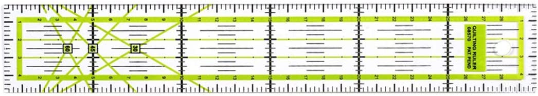 30CM DIY Sewing Quilting Tool Patchwork Ruler Sewing Ruler 5