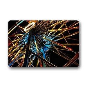 """Carnival Doormat Outdoor Indoor 23.6""""x15.7"""" about 59.9cmx39.8cm"""