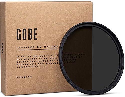 Gobe 72mm ND8 1Peak ND 0.9 Filter (3-Stop) [並行輸入品]