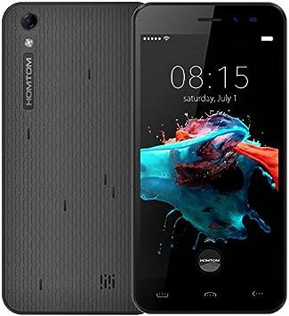 Homtom HT16 - Android 6.0 3G Smartphone MTK6580 5.0 pulgadas Quad ...