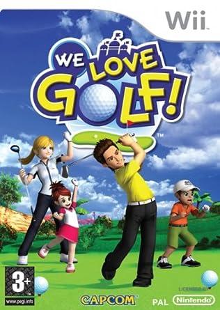 We Love Golf!: Amazon.es: Videojuegos