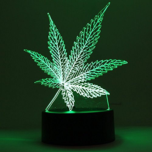 Leaf Led Table Light Set in US - 7