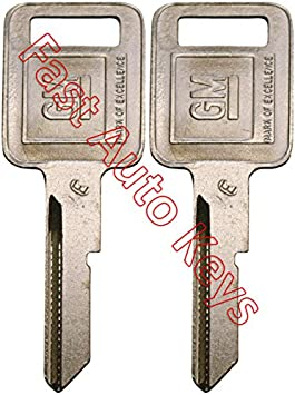 Replacement for PARTS-EMA5794-02BL Blank Key