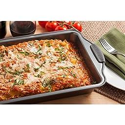 Steel 17-inch Lasagna Pan