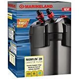 55 gallon aquarium filter - Marineland Magniflow Canister Filter for Aquariums