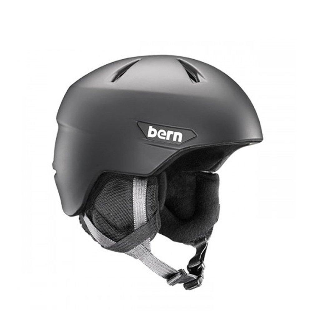 Bern バーン WESTON ヘルメット 子供用 ボーイズモデル 軽量 アクションスポーツ 正規品 B07651TYDQ  MATTE BLACK Small