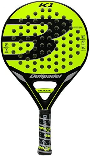 Pala de pádel Bullpadel K1 Ultimate: Amazon.es: Deportes y aire libre