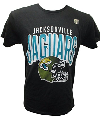 G-III Sports NFL Jacksonville Jaguars Raised T-Shirt, X-Large, Black