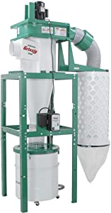 Grizzly Industrial G0441-3 HP Cyclone Dust Collector