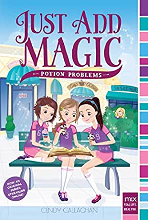 Potion Problems Just Add Magic Book 2