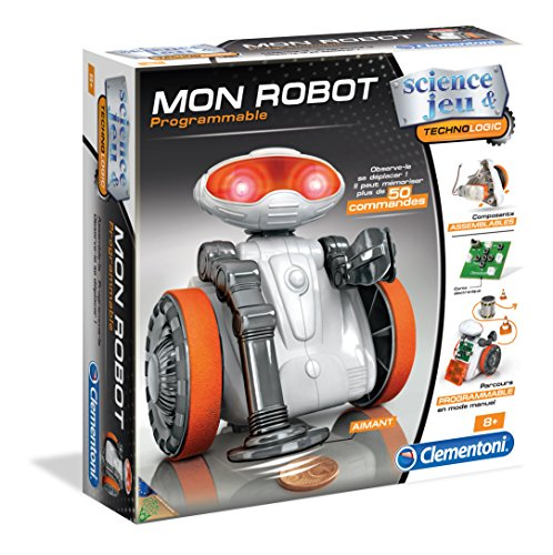 photo Clementoni - 52113-Mon Robot-Jeu Scientifique