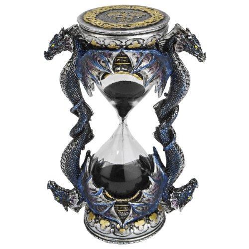 (Design Toscano Death's Door Dragon Sandtimer Hourglass (Set of 2))