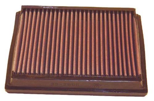 K&N 33-2866 High Performance Replacement Air Filter