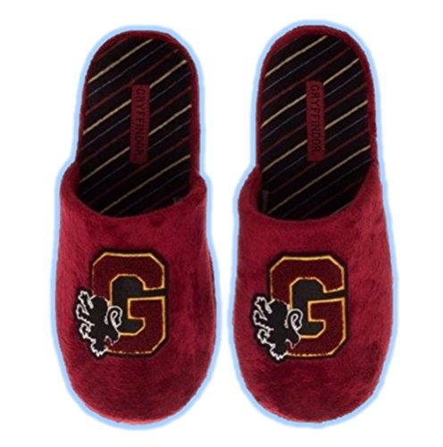 Slippers On Womens LG Fuzzy Gryffindor Potter Slip Soft House Harry of Multi Slides SM U8x4qv