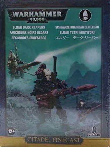 Games Workshop 99810104006 Eldar Dark Reapers - Tablero de Mesa y Videojuegos en Miniatura: Amazon.es: Juguetes y juegos
