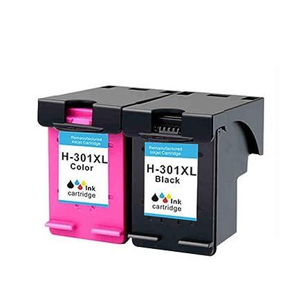 Cartucho de tinta compatible de repuesto para HP 301XL para ...