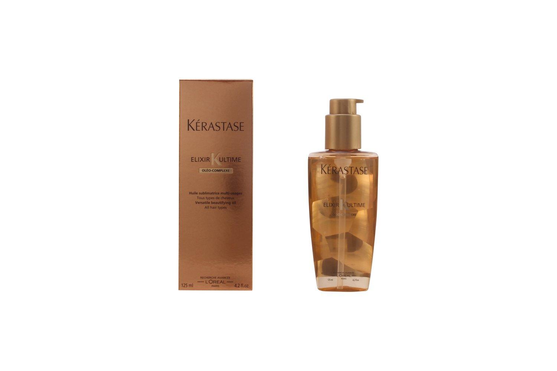 Kerastase Elixir Ultime Oleo-complex Versatile Beautifying Oil, 4.2 Ounce