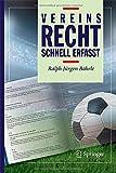Vereinsrecht - Schnell Erfasst, Jürgen Bährle, Ralph, 3642014569