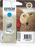 Epson Original T061240  Cyan Ink Cartridge for Stylus D68/D88/DX3800/DX4200/DX4800 (Teddy)