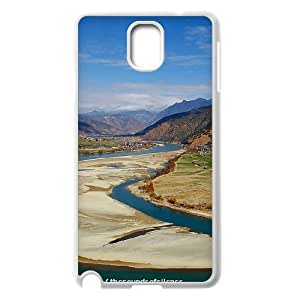 Beautiful landscape for Samsung Galaxy noet 3 i9000 Phone Case PLO384294