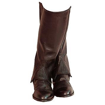 723edd96803 Fuller Fillies Huggy Leather Half Chaps - Short (14