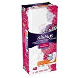 Always Discreet Incontinence Liners for Women, Very