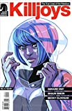 #4: True Lives of the Fabulous Killjoys, The #4 VF ; Dark Horse comic book