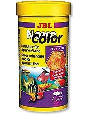 Ração Para Peixes Jbl Novocolor 100ml 18g Jbl Para Peixes