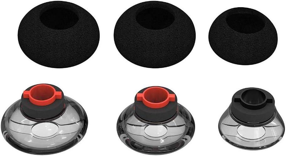 Ersatz Ohrpolster In Ear Tipps Klein Für Plantronics Voyager Bluetooth Headset 5200 Und 5220 Elektronik